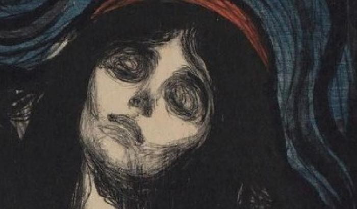edvard Munch_Madonna