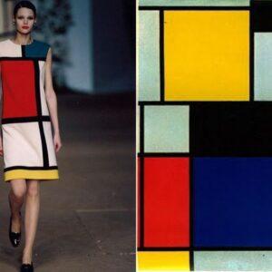 Yves Saint Laurent_Mondrian